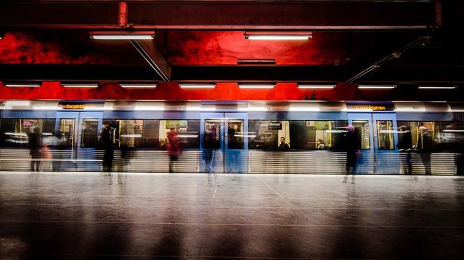 Underground Shuffle