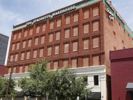 Former Spaghetti Warehouse, declared abandoned by city, being targeted by Urban Renewal