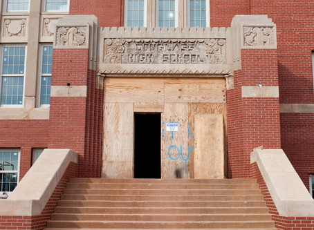 OKC school district works with city on sales of abandoned schools