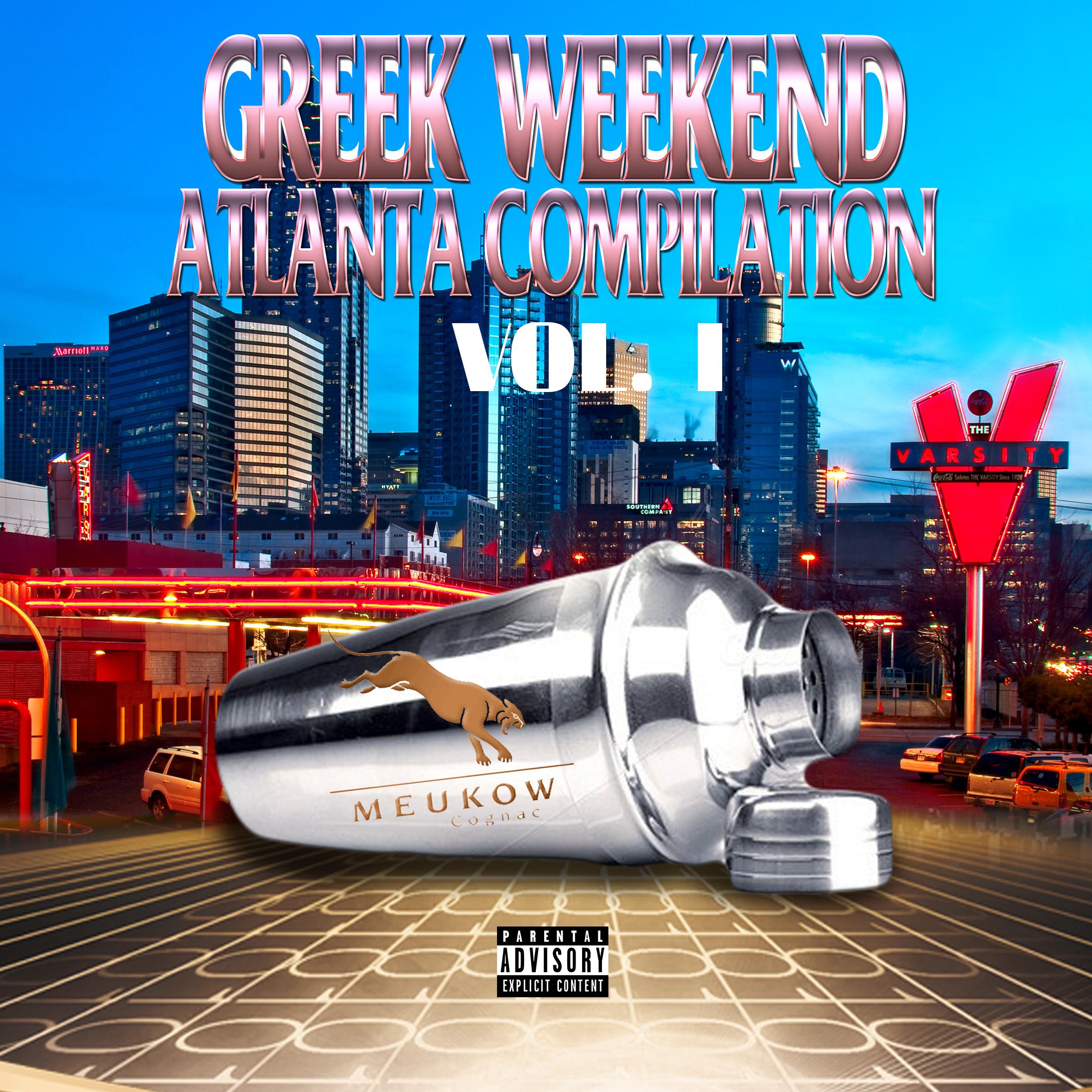 GREEK WEEKEND ATLANTA COMPILATION
