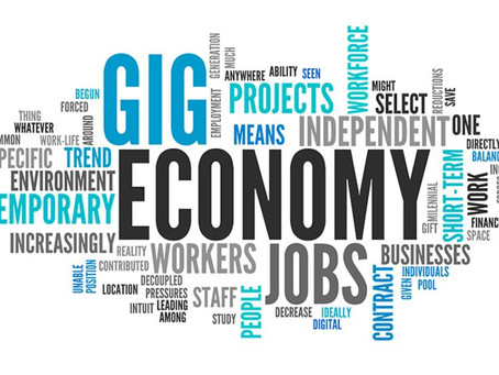 Project Management in the Gig Economy