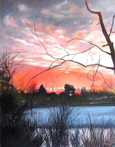 Vernal Pool #4, Sunrise.jpg