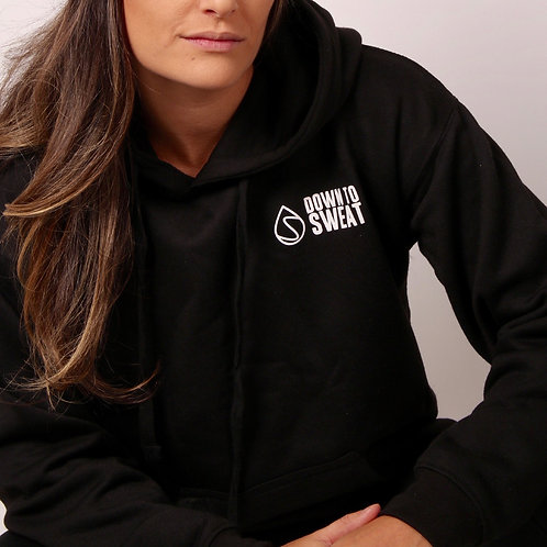 Down To Sweat Hoodie - Black