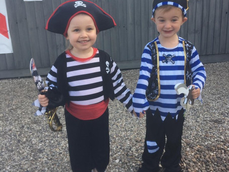 Preschool Pirates Party