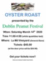 Oyster Roast 2020