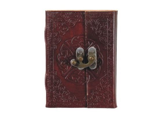 PF-9794(A6 LEATHER CRAFT NOTEBOOK)SIZE:(5*3.5)INC