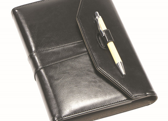 PF-1208(EX ORGANISER WITH PEN)SIZE:(9.5*6.5)INCH