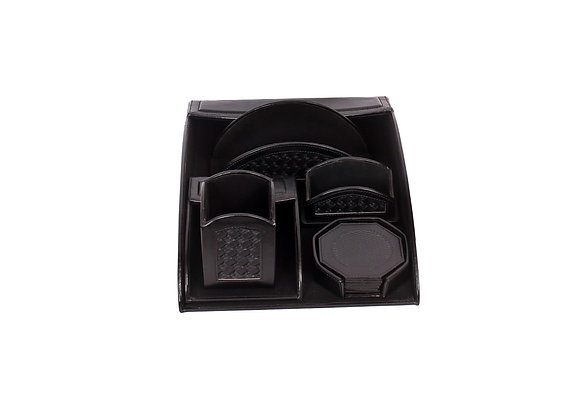 PF-9754(TABLE STATIONERY TRAY SET)SIZE:(13*10)INCH