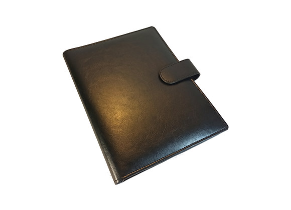 PF-9708(SPIRAL NOTEBOOK FOLDER)SIZE:(12.5*9.5)INCH
