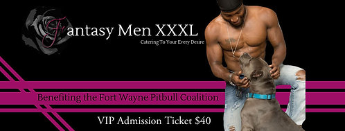 VIP Admission ticket