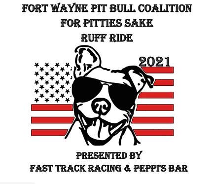 Add Ruff Ride T-Shirt 2021