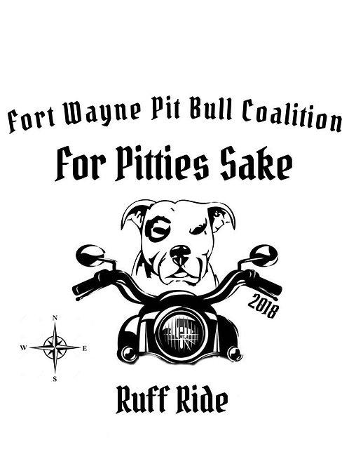 Additional Ruff Ride T-Shirt 2019