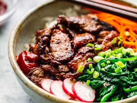 Pork Stir Fry with Mighty Greens