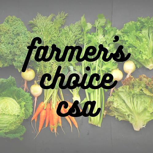 Farmer's Choice CSA