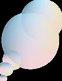 円の抽象画
