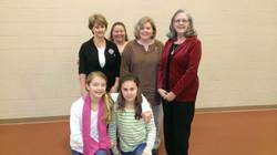 Wilsonville Baptist Church with Sharon Ross