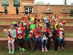 Vestavia Hills Elementary East Ms. Oennington's 3rd Grade Class