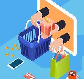 E-Commerce /Landing Pages