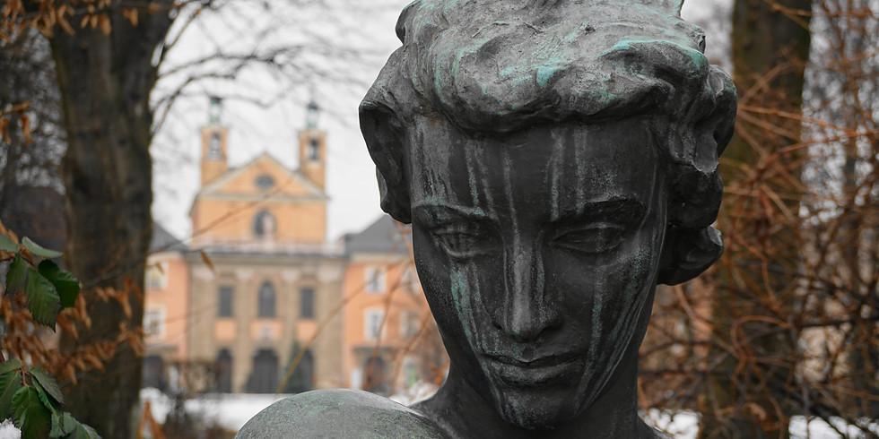 Kunstspaziergang im LKH Salzburg