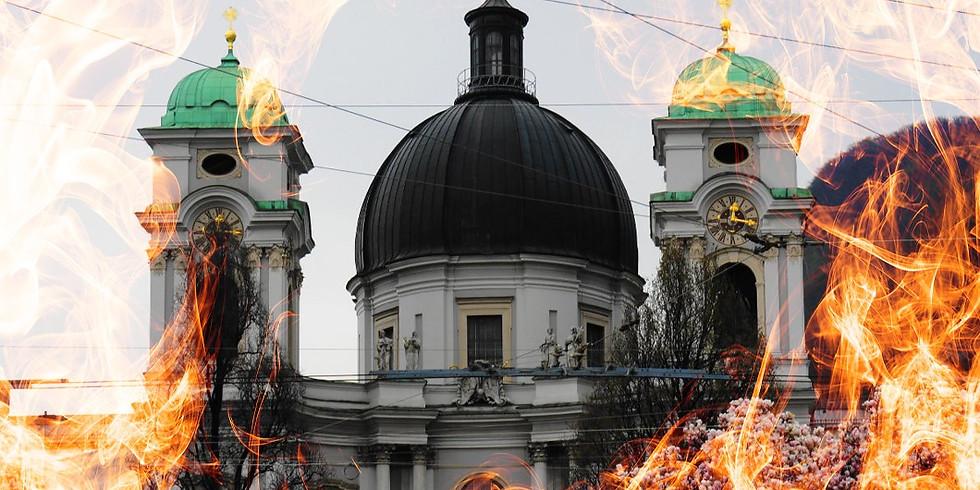 Der Stadtbrand von 1818
