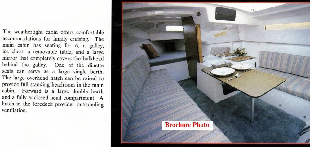 Main Cabin - Brochure Pic