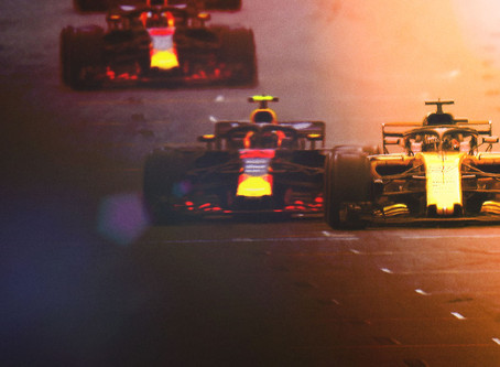 Review: Formula 1: Drive to Survive