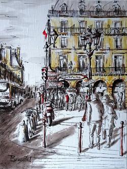 Place du Palais Royal - Paris