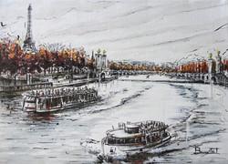 La Seine - Paris
