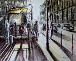 Le rendez-vous - Rivoli - Paris