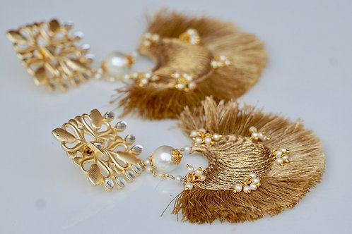 Tassel Dance Earrings