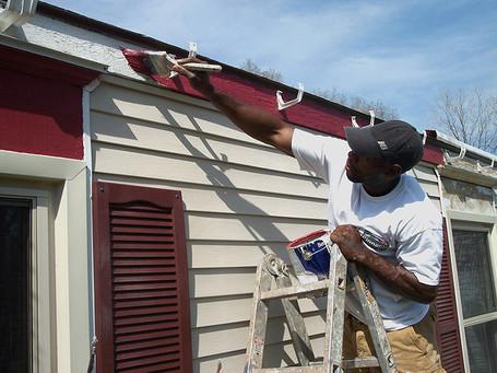 Philadelphia Paint Contractors Exterior Paint Services