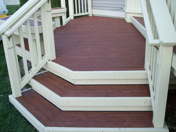 deck staining painting wood finish exterior painting services paint contractor in philadelphia