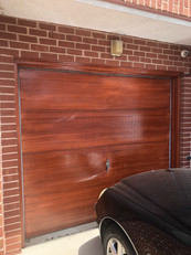 garage wood staining exterior painting services philadelphia contractor