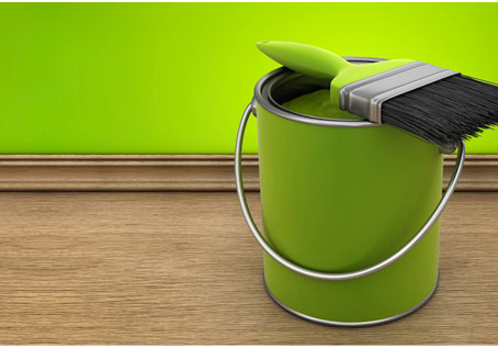 Beautify Your Home With Four Eco-Friendly Painting Tips