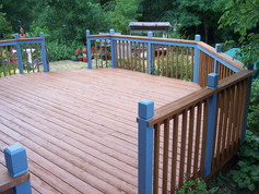 deck staining washing philadelphia painting contractors exterior home services