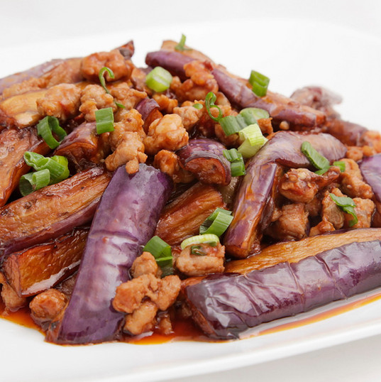 Eggplant with Minced Pork