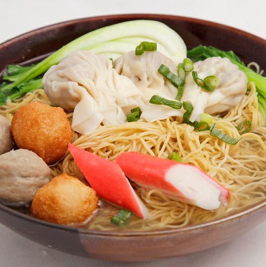 Special Noodle Soup