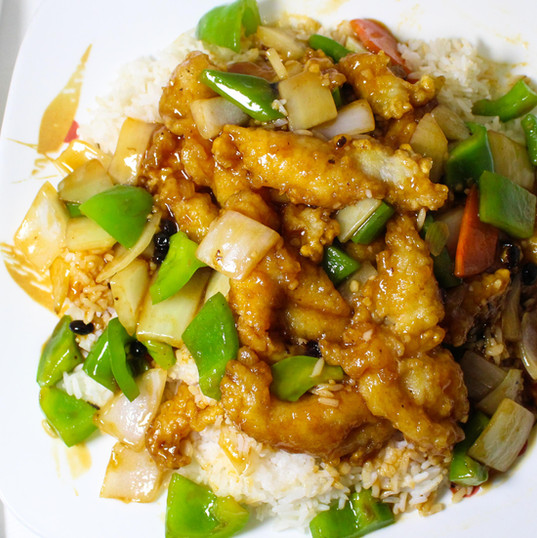 Spicy Seasoning Fish Filets
