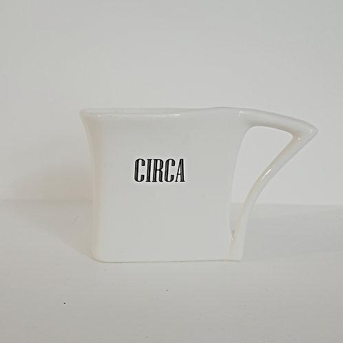 Circa tea cup with saucer