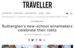 Australian Traveller Magazine