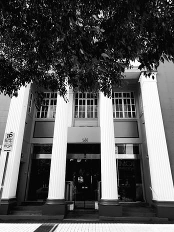 Circa 1928 facade