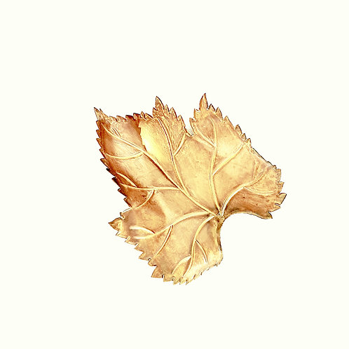 Kitabisa Copper grape leaves set of 11