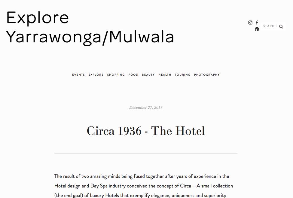 Explore Yarawongga Mulwala