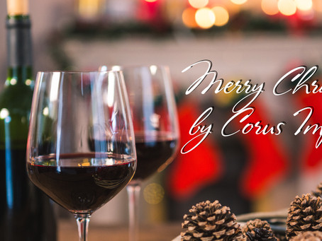 Merry Christmas by Corus Imports