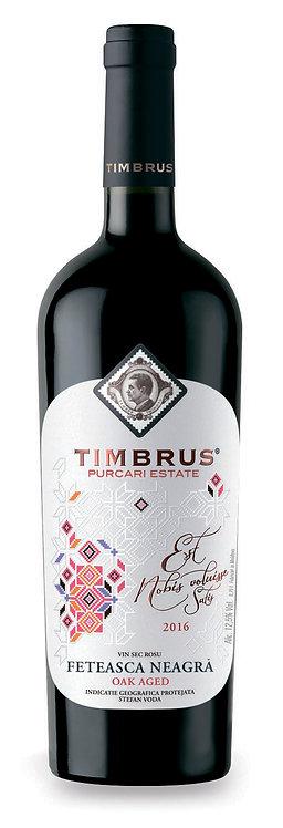 TIMBRUS Feteasca Neagra Oak Aged