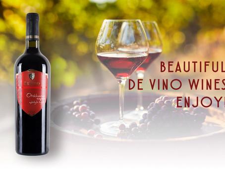 BEAUTIFUL DE VINO WINES. ENJOY