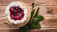 Decorate your desserts and cakes with Cherries Griotte In Syrup