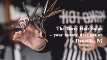 The Wave Hair Salon - your beauty destination in Denville, NJ