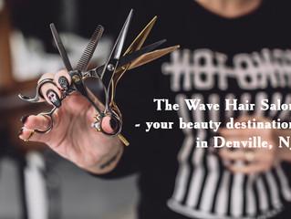 The Wave Hair Salon - your beauty destination in Denville, NJ