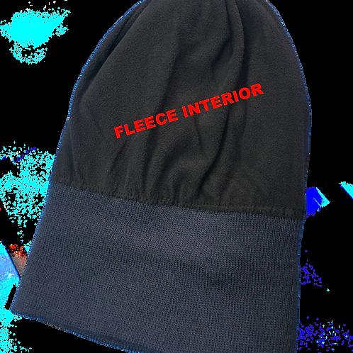 On Duty Fleece Lined Winter Hat (Fold Up Style)